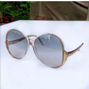 Vintage RayBan Style 33 Pastel Blush Sunglasses